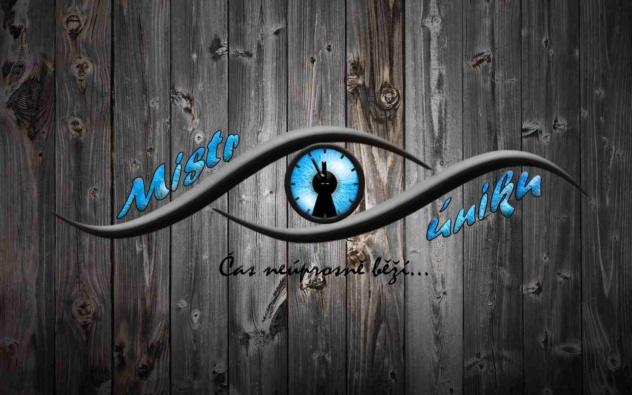 Staré logo - Mistr úniku